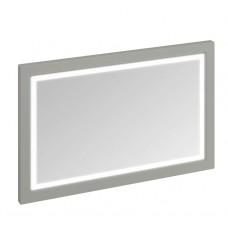 M12MO Зеркало 1200 с Led подсветкой, цвет Dark olive