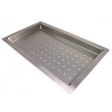 Поддон Blanco 219650 zerox/claron нерж. сталь 420 х 240 х 32 мм