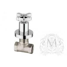 Кран запорный проходной Migliore Naxos ML.NAX-7660.CR