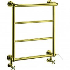 Полотенцесушитель Burlington R3 GOL Cleaver 60 x высота 67.7 x 25.5см 266 watts золото