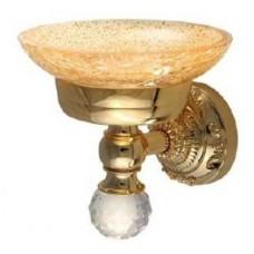 Mыльница настенная Migliore Cristalia Swarovski ML.CRS-60.201.DO sw