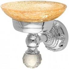 Mыльница настенная Migliore Cristalia Swarovski  ML.CRS-60.201.CR sw