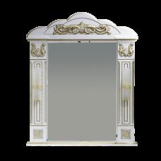 Misty Барокко - 80 Зеркало белое патина