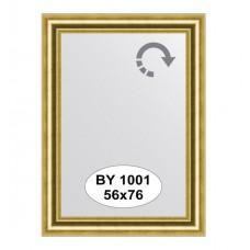 Зеркало в багетной раме (56х76 см) (Evoform) BY 1001 Багет Старое Золото