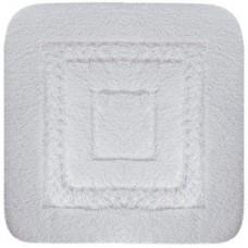 Коврик для ванной с узором Migliore Complementi 60х60 ML.COM-50.060.BI.10