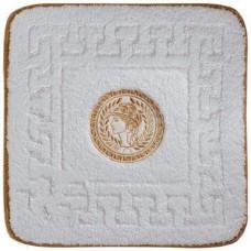 Коврик для ванной с вышивкой Migliore Complementi 60х60 ML.COM-50.060.BI.53