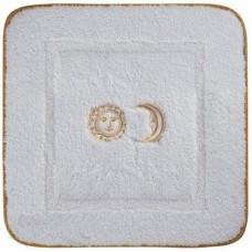 Коврик для ванной с вышивкой Migliore Complementi 60х60 ML.COM-50.060.BI.62