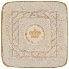 Коврик для ванной с вышивкой Migliore Complementi 60х60 ML.COM-50.060.PN.24