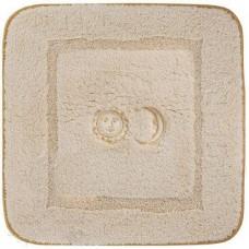 Коврик для ванной с вышивкой Migliore Complementi 60х60 ML.COM-50.060.PN.62