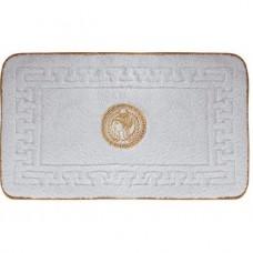 Коврик для ванной с вышивкой Migliore Complementi 60х100 ML.COM-50.100.BI.53