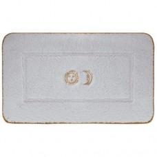 Коврик для ванной с вышивкой Migliore Complementi 60х100 ML.COM-50.100.BI.62