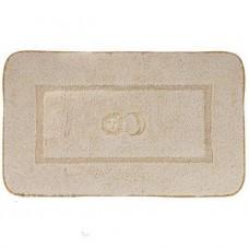 Коврик для ванной с вышивкой Migliore Complementi 60х100 ML.COM-50.100.PN.62