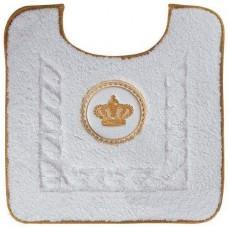 Коврик для ванной с вышивкой Migliore Complementi 60х60 ML.COM-50.PWC.BI.24