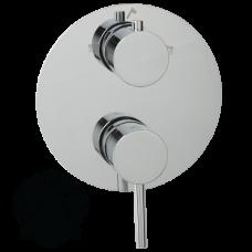 Смеситель для душа/ванны скрытого монтажа Migliore Fortis ML.FRT-5232.CR