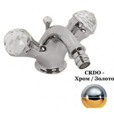 Смеситель для биде Migliore Korona Swarovski ML.KRN-4744.CRDO