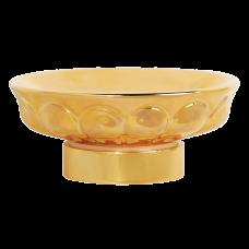 Mыльница настольная керамика Migliore Olivia ML.OLV-60.611.DO.DO