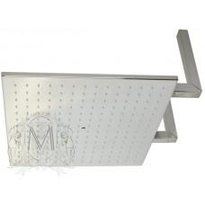 Верхний душ Migliore Parigi 500x500 mm ML.PRG-35.350.CR