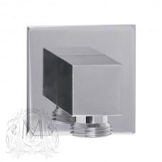 Подключение для душевого шланга Migliore Ricambi Quadra ML.RIC-30.255.CR