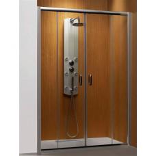 Душевая дверь Radaway Premium Plus DWD 160 33363-01-06N 1600x1900