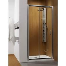 Одностворчатая раздвижная дверь в нишу Radaway Premium Plus DWJ 100 33303-01-01N 1000x1900