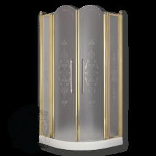 Душевой уголок Migliore Diadema 90х90 ML.DDM-22.690.TR.BR