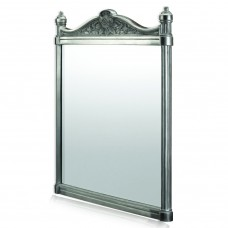 Зеркало Burlington Georgian с рамой из полированного алюминия 553х750 T37 ALU