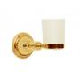 Стакан для зубных щеток Boheme Hermitage Gold 10353