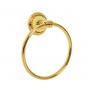 Держатель для полотенца Boheme Hermitage Gold 10354