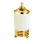 Косметическая емкость Boheme Hermitage Gold 10364